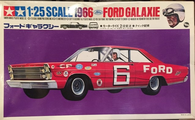 Image result for Tamiya ford galaxy